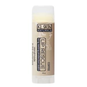 Lip Rescue Protective Balm – Coffee