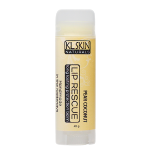 Lip Rescue Protective Balm – Pear Coconut