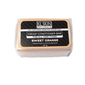 Cream Conditioner Bar – Sweet Orange