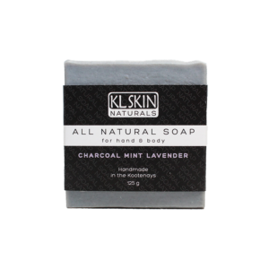 All Natural Soap – Charcoal Mint Lavender