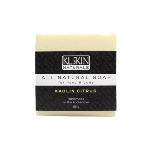 All Natural Soap – Kaolin Citrus