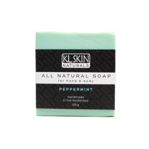 All Natural Soap – Peppermint