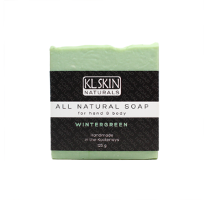 All Natural Soap – Wintergreen